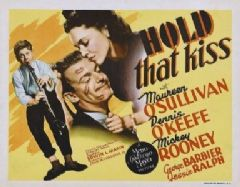 Hold That Kiss 1938 DVD - Maureen O'Sullivan / Dennis O'Keefe